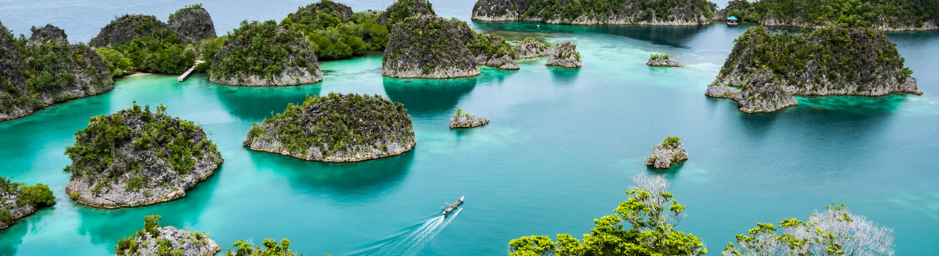 Adventure cruise in Rajat Ampat 10 nights (Sorong - Sorong)